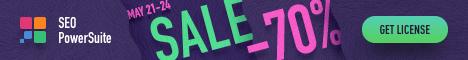 SEO PowerSuite 2019 Summer Sale
